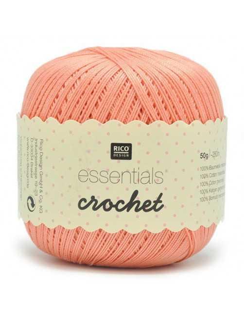 Rico Design Essentials crochet salmon 022