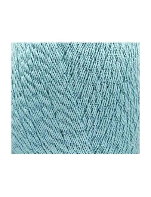 Rico Design Essentials crochet glitz turquoise 007