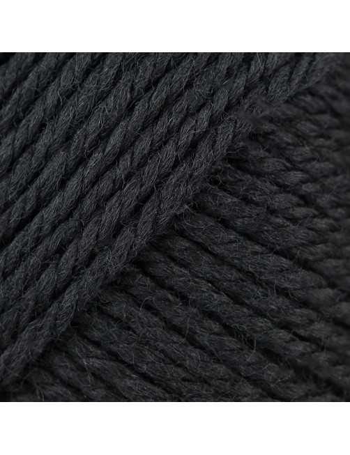 Rico Design soft Merino Aran black 090