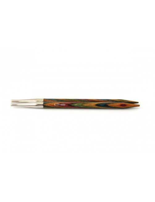 Knitpro Knitpro interchangeable circular needles 6 mm