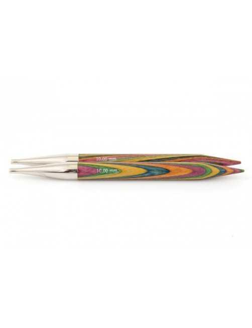 Knitpro Knitpro interchangeable circular needles 10 mm