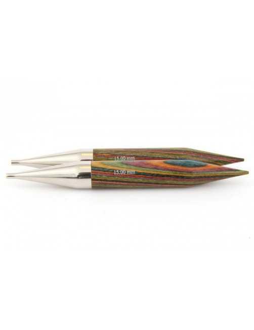 Knitpro Knitpro interchangeable circular needles 15 mm