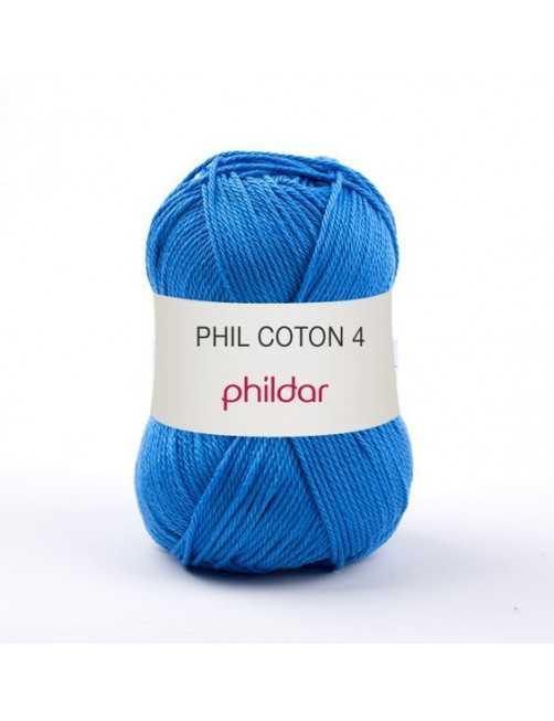 Phildar Phil Coton 4 gitane