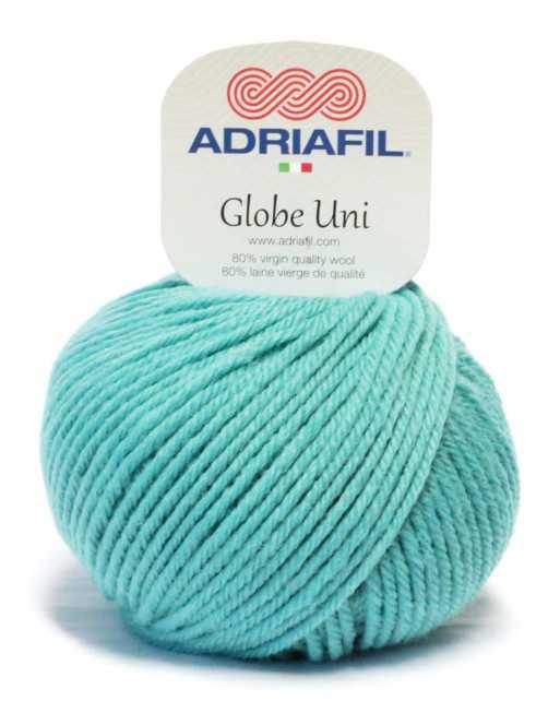 Adriafil Globe Uni sea green 54
