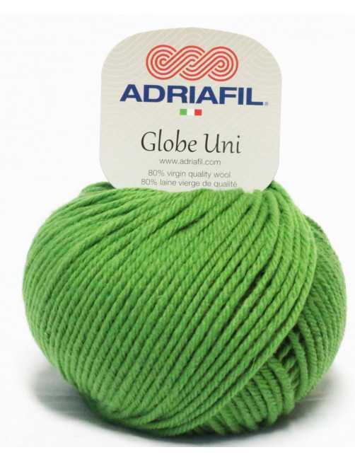 Adriafil Globe Uni grass green 50