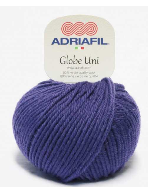 Adriafil Globe Uni purple 51