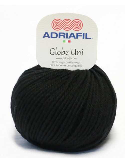 Adriafil Globe Uni black 01