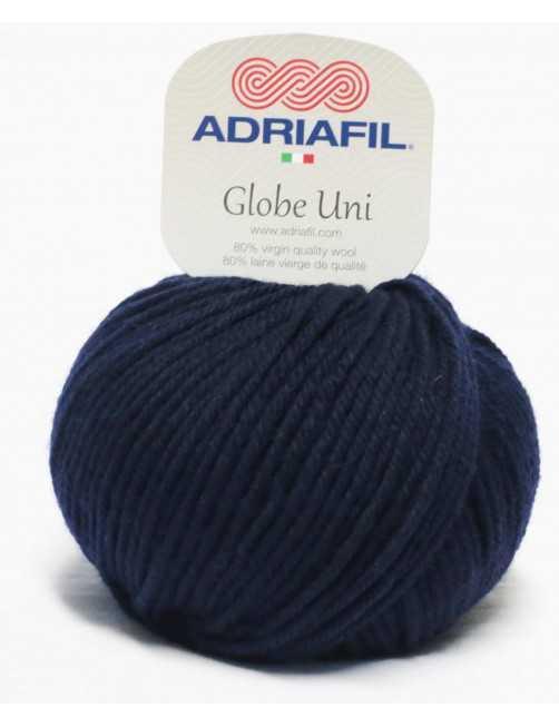 Adriafil Globe Uni blue 22