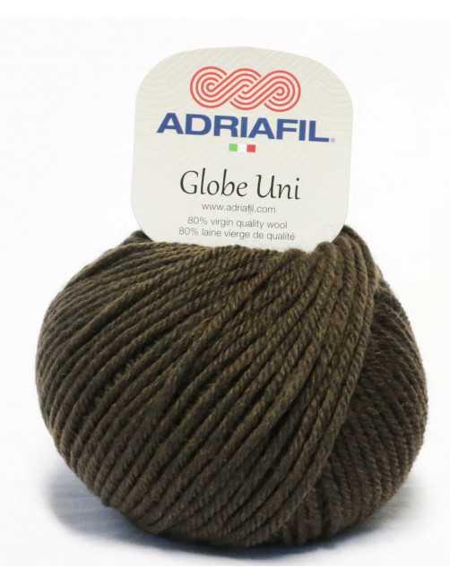 Adriafil Globe Uni cocoa brown 16