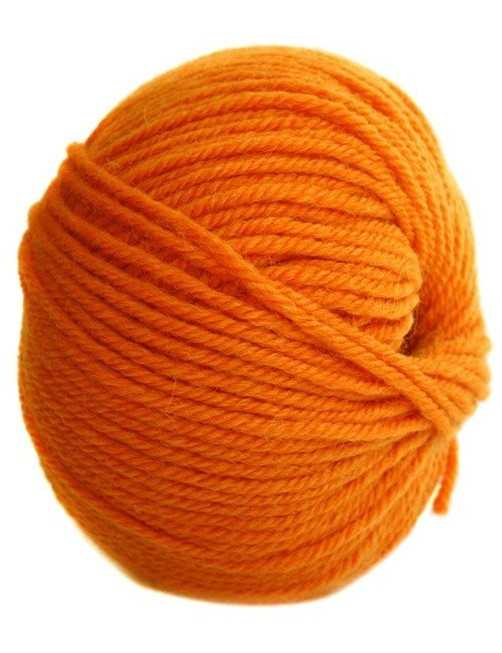 Adriafil Globe Uni sea orange 55