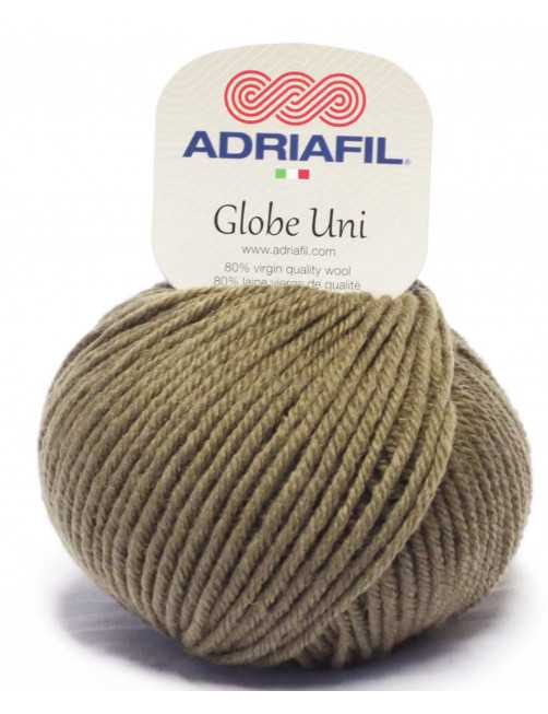 Adriafil Globe Uni brown 53