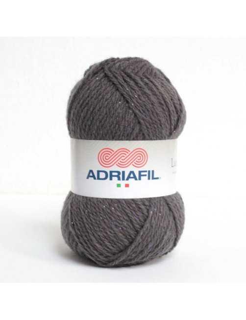 Adriafil Luccico lead grey 34