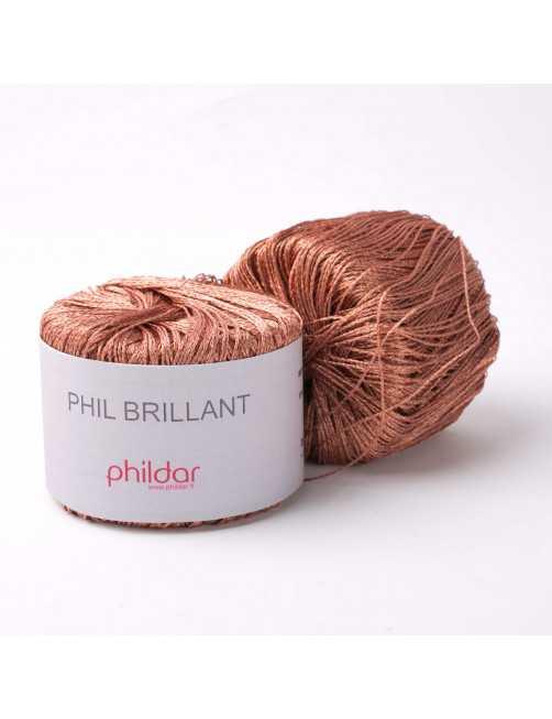 Phildar Phil Brillant Cuivre