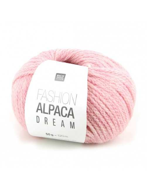 Rico Design Fashion Alpaca Dream pink 011