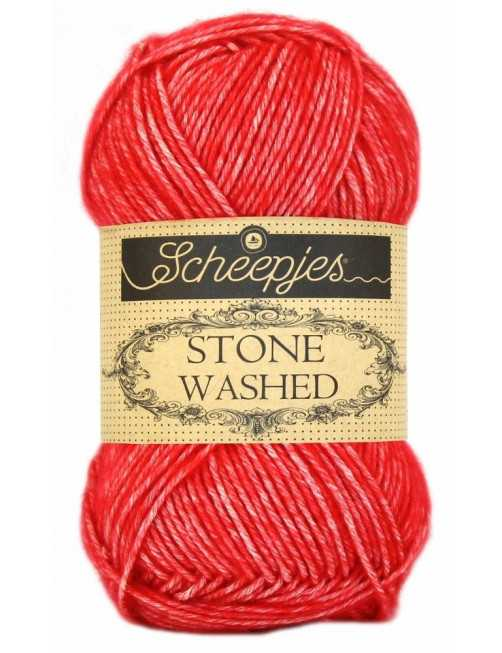 Scheepjes Stone Washed Carnelian 823