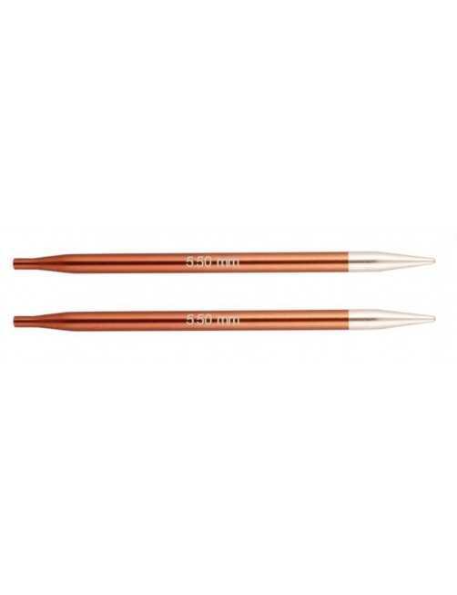 Knitpro Knitpro Zing interchangeable circular needles 5,5 mm