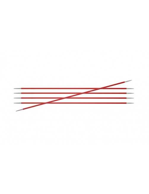 Knitpro Zing double pointed needles 2,5 mm