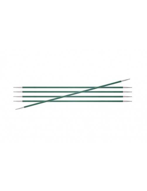 Knitpro Zing double pointed needles 3 mm