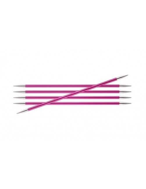 Knitpro Zing double pointed needles 5 mm