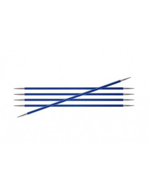 Knitpro Zing double pointed needles 4 mm