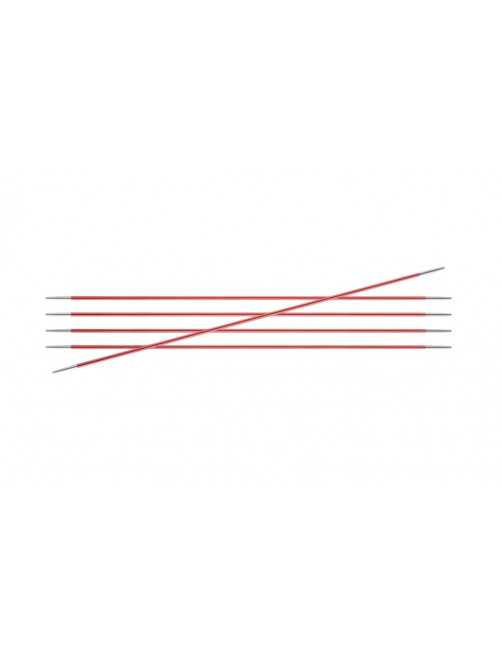 Knitpro Zing double pointed needles 2 mm