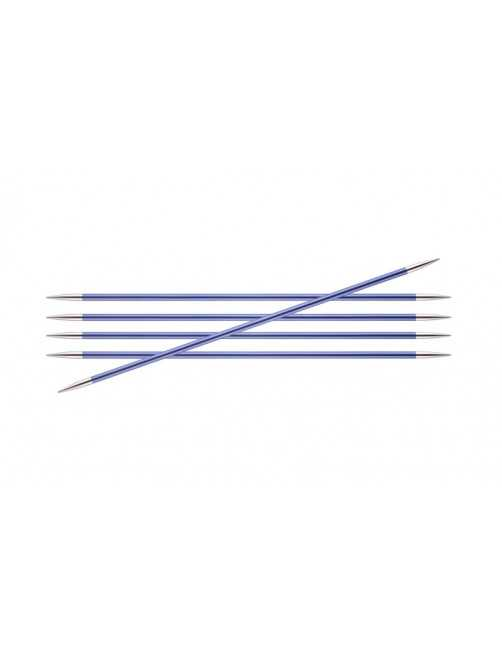 Knitpro Zing double pointed needles 4,5 mm