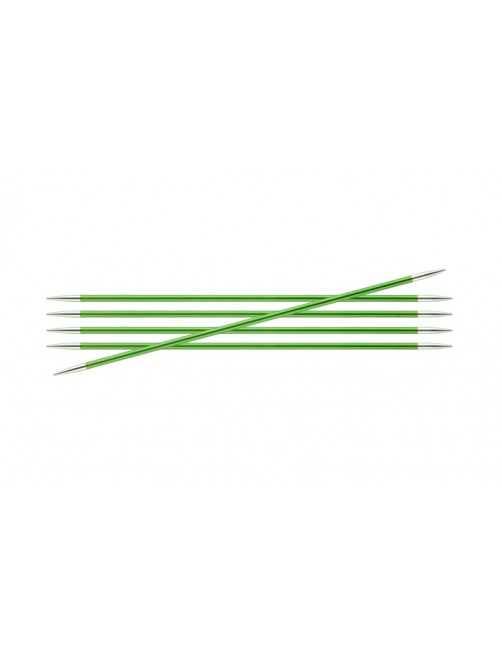 Knitpro Zing double pointed needles 3,5 mm