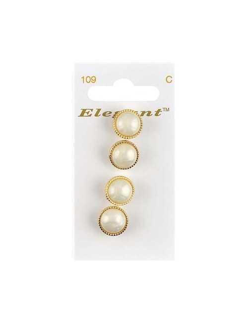 Buttons Elegant nr. 109