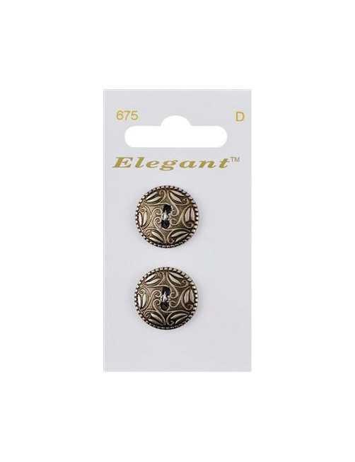 Buttons Elegant nr. 675