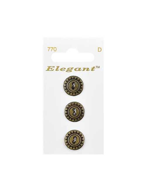 Buttons Elegant nr. 770