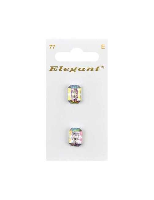 Buttons Elegant nr. 77