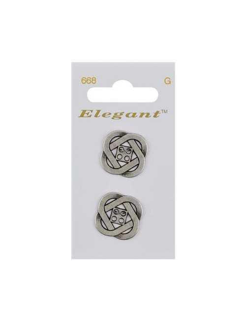 Buttons Elegant nr. 668