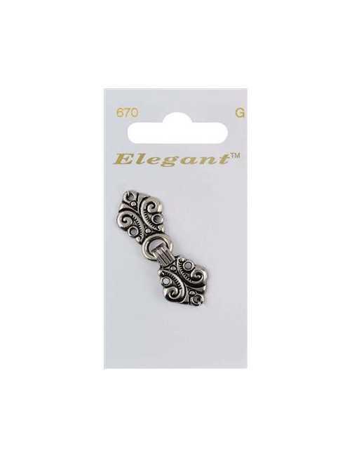 Buttons Elegant nr. 670