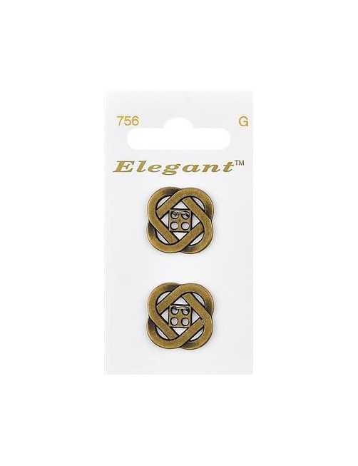 Buttons Elegant nr. 756