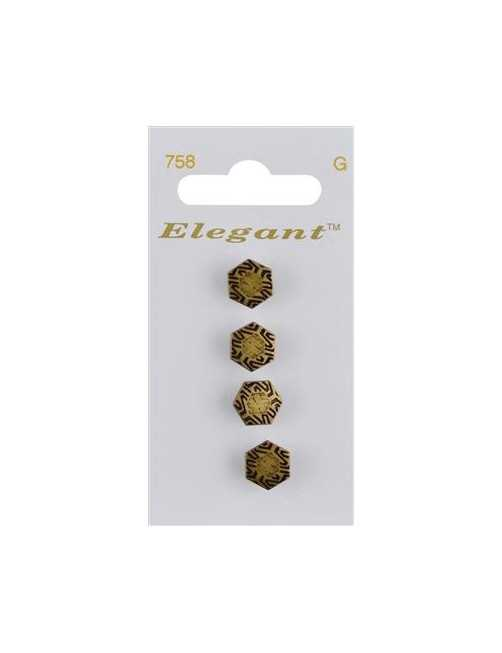 Buttons Elegant nr. 758