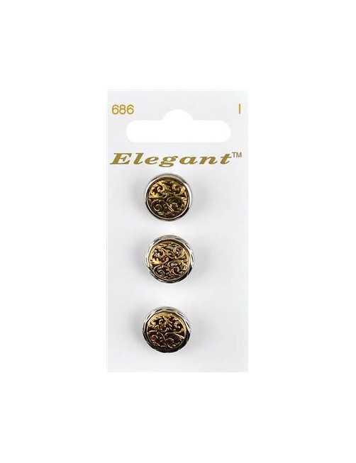 Buttons Elegant nr. 686