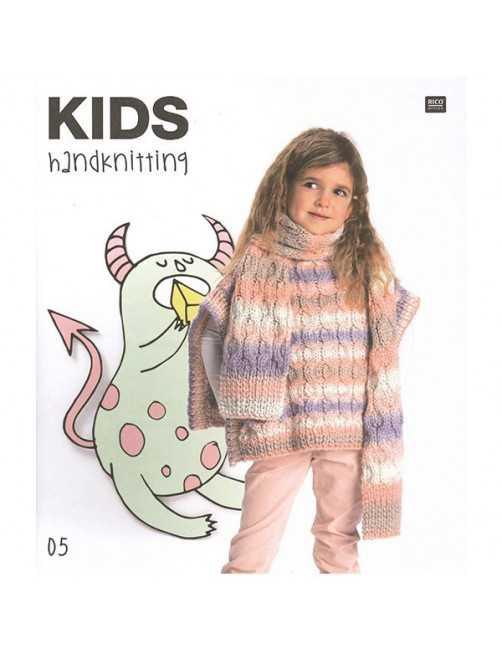 Rico Design Kids handknitting nr 5