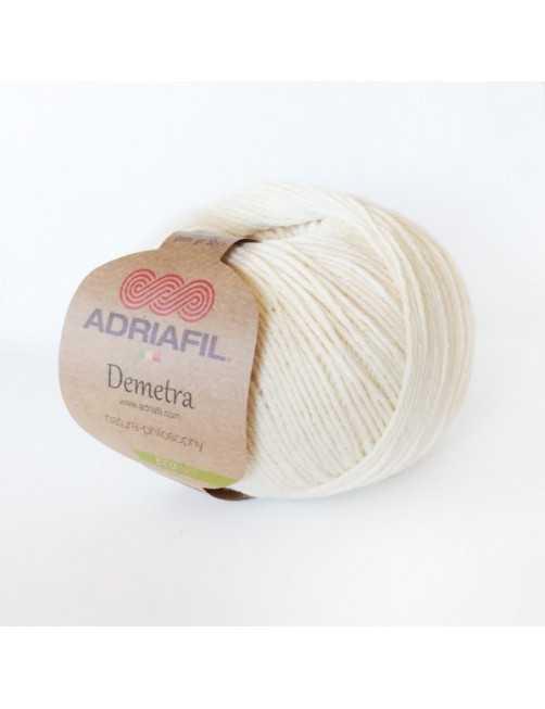 Adriafil Demetra white 060