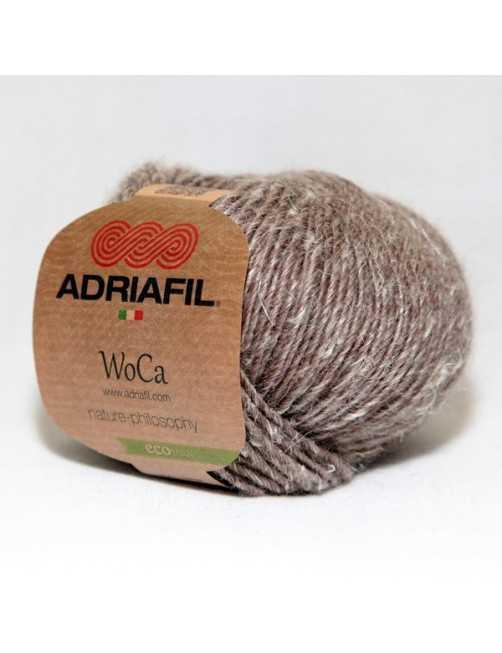 Adriafil Woca bark brown 87