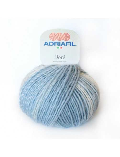 Adriafil Doré light blue 082
