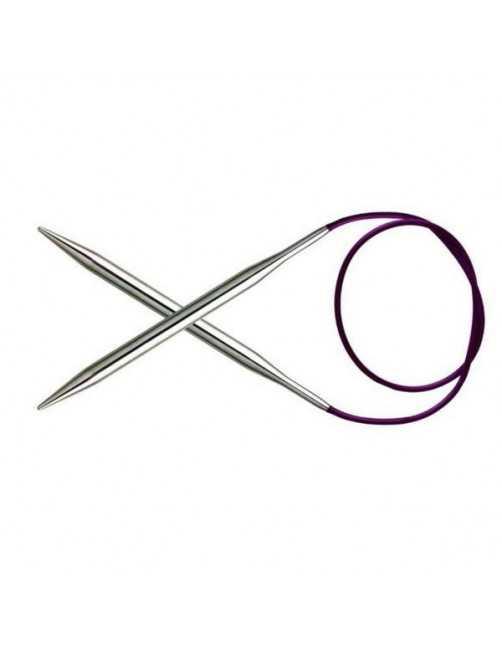 Knitpro Nova Circular knitting needle 3,5 mm length 80 cm