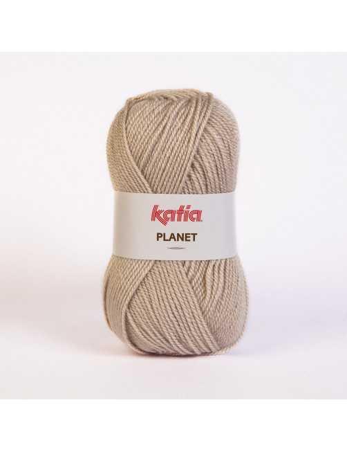 Katia Planet stone grey