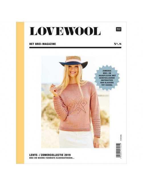 Rico Design Lovewool N° 8