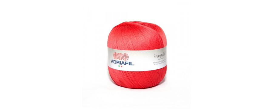 Crochet yarn Snappy Ball