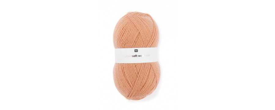 Knitting yarn  Creative Soft Wool Aran