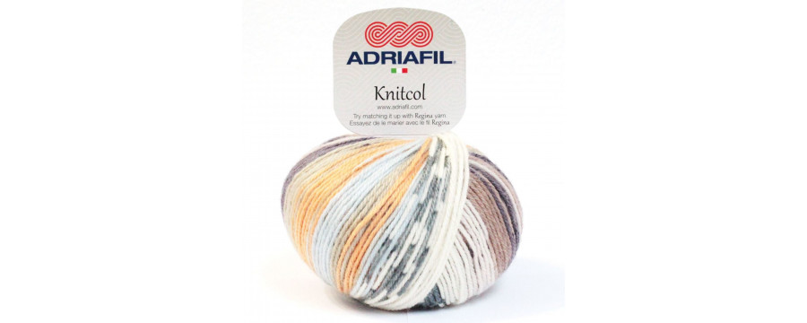 Knitting yarn Knitcol