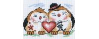Embroidery kits Romantic
