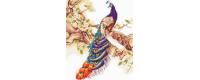 Embroidery kits Birds
